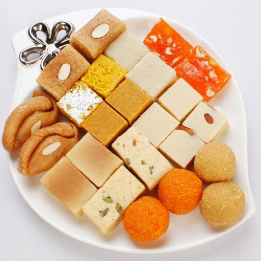Assorted Ghee Sweets